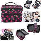 USA SHIP Cosmetic Bags Organizers Cases For Women Pouches