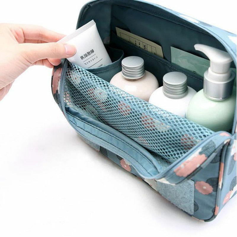 Waterproof Travel Bag Toiletry Wash Hanging Pouch Bag