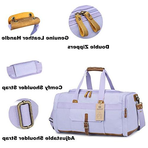 Weekender Overnight Duffel with Travel Carry On