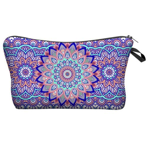 Women's Cosmetics Bag Wash Small Clutch Case New