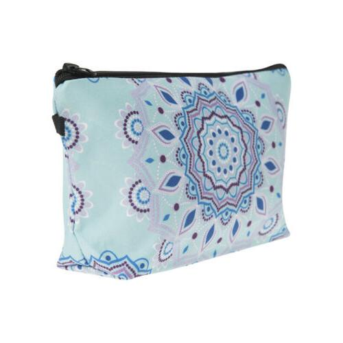 Women's Cosmetics Bag Wash Pouch Small New
