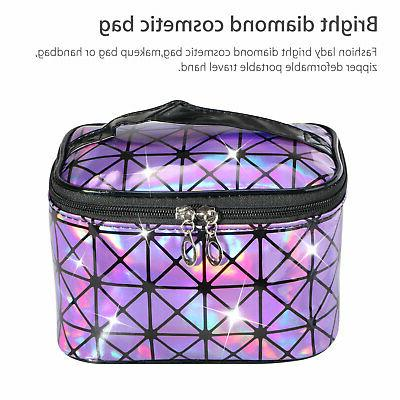 Women Large Cosmetic Case Travel