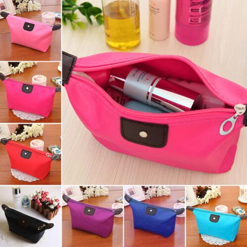 Womens Waterproof Cosmetic Bag Travel Toiletry Makeup Bags S