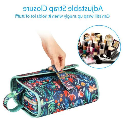 Travel Cosmetic Makeup Case Pouch