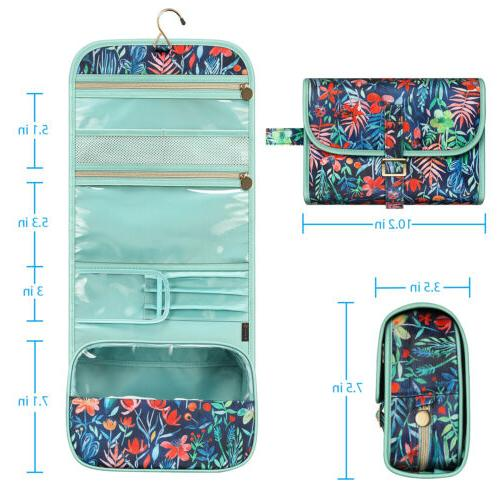 Travel Cosmetic Makeup Toiletry Storage Case Pouch Women