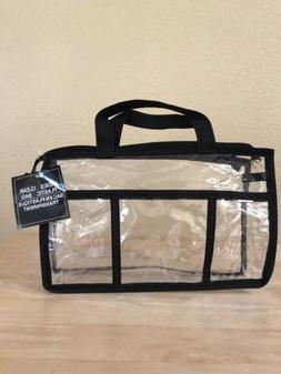 Ladies Clear Tote / Makeup Bag