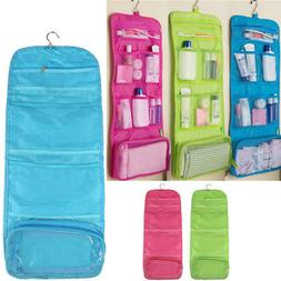 Lady Hanging Travel Toiletry Cosmetic Cosmetic Makeup Large