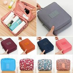 Lady Women Large Makeup Bag Cosmetic Case Storage Waterproof