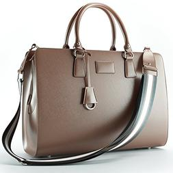 Laptop Bag for Women, Perfect Business Tote to Keep Your Lap