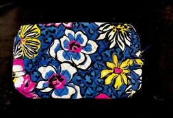Vera Bradley Large Cosmetic Bag African Violet New With Tags
