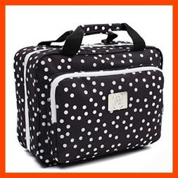 Large Hanging Toiletry Cosmetic Bag For Women XL Travel & Ma