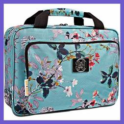Large Hanging Travel Cosmetic Bag For Women Toiletry & Makeu