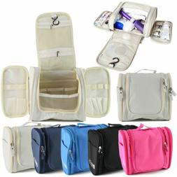 Large Travel Cosmetic Makeup Bag Toiletry Hanging Organizer
