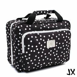 Large Versatile Travel Cosmetic Bag - Perfect Hanging Travel