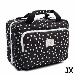 Large Versatile Travel Cosmetic Bag-Perfect Hanging Travel T