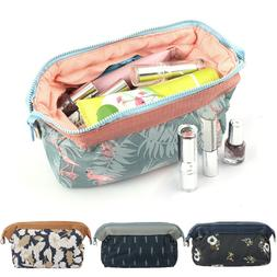 Large Women Travel Makeup Bag Pouch Cosmetic Purse Stationer