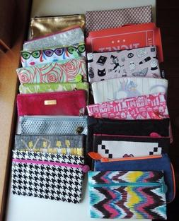 Ipsy Makeup Cosmetic Bag. Bag ONLY. CHOOSE from 34 bags. Blu