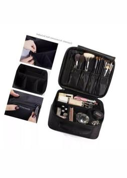 ROWNYEON Makeup Train Case Cosmetic Case Travel Makeup Bag O
