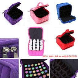 Mini Essential Oil Carrying Case For Nail Polish Bottle Make