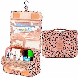 L&FY Multifunction Portable Travel Toiletry Bag Cosmetic Mak