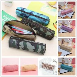 new clear jelly pencil pen case stationery