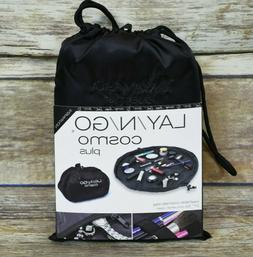 "New Lay N Go Cosmo Plus Bag 21"" Washable Cosmetic Bag Inspir"