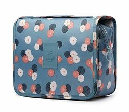 NEW Daisy Mint Hanging Travel Toiletry Makeup Pouch Bag Case