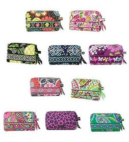 NWT Authentic Vera Bradley Small Cosmetic Bag