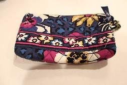 NWT Vera Bradley small cosmetic bag African Violet