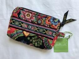 NWT Vera Bradley SYMPHONY IN HUE Small Cosmetic Case Makeup