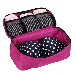 Small Packing Cubes Travel Case Underwear Storage Boxes Bra