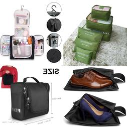Packing Cubes For Travel Bags-Luggage Organizer 6pcs Shoe ba