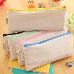 Pencil Pen Case Holder Stationery Office School Supplies Mak