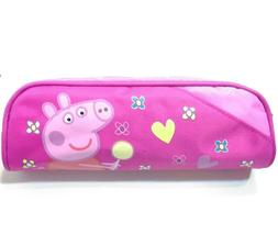 Peppa Pig Pencil Pen Stationery Case Holder Makeup Toiletry