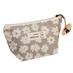030ca1d803 YJYdada Portable Travel Cosmetic Bag Makeup Case Pouch Toile