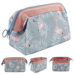 Okdeals Portable Makeup Bag Toiletry KitCosmetic Pouch Sto