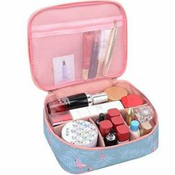 MKPCW Portable Travel Makeup Cosmetic Bags Organizer Multifu