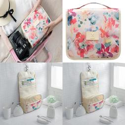 HOYOFO Portable Cosmetic Bags Traveling Makeup & Toiletry St