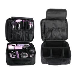 Portable Cosmetic Case Makeup Case Travel Bag Accessories Ca