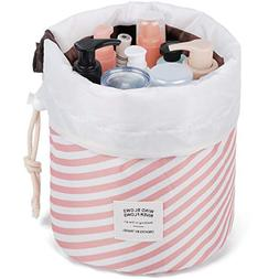 Portable Drawstring Makeup Bag Travel Cosmetic Pouch Quick M