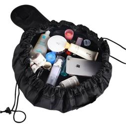 Portable Makeup Drawstring Bags Storage Magic Travel Pouch C