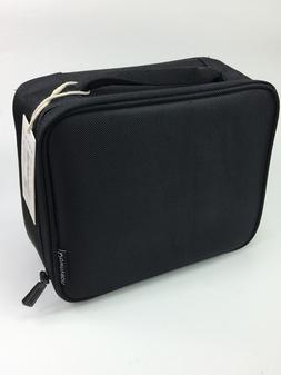 ROWNYEON Portable Travel Makeup Artist Bag Case Makeup Water