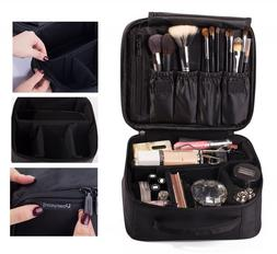 ROWNYEON Portable Travel Makeup Bag Makeup Case Mini Makeup