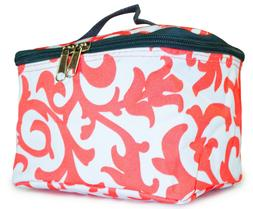 NGIL Damask Makeup Bag