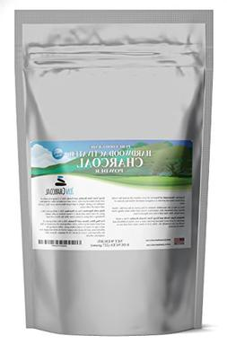 Charcoal Powder 100% Hardwood Activated from USA Tree 8 oz.