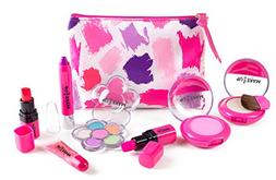 Make it Up Girl Power Deluxe Washable Makeup Kit for Young G
