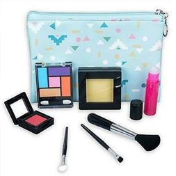 TOKIA Pretend Play Makeup Kit for Little Girls and Kids with