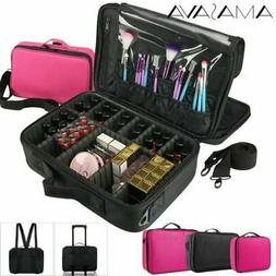 Extra Large Beauty Makeup Bag Cosmetic Box Jewellery Case St