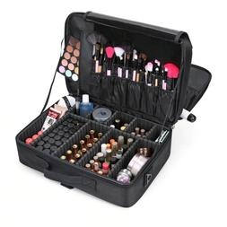 Professional Makeup Organizer Cosmetic Essential Oil Bag And