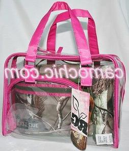 Caboodles Realtree Girl 4 Pc Makeup Travel Bag Lunch Box, Ca